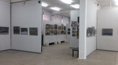 Photo of Art Gallery Союз художников России at Ул.маршала Жукова 46, Russia