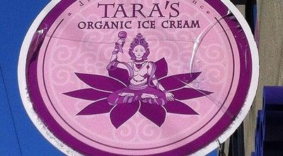 Photo of Ice Cream Shop Tara's Organic Ice Cream at 3173 College Ave, Berkeley, CA 94705, United States