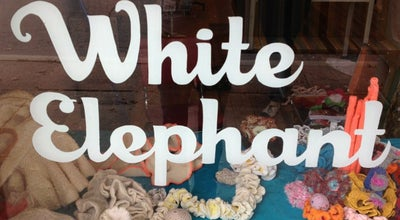 Photo of Thrift / Vintage Store White Elephant at 133 James Street North, Hamilton, ON, Canada
