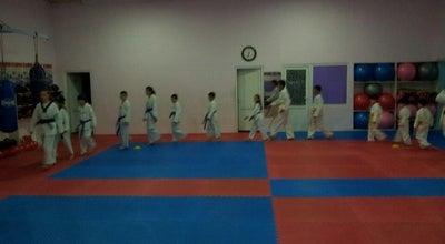 Photo of Martial Arts Dojo İkra Spor Kulübü at Yenibati Mahallesi Genel Is 11 Sitesi, Ankara 06370, Turkey