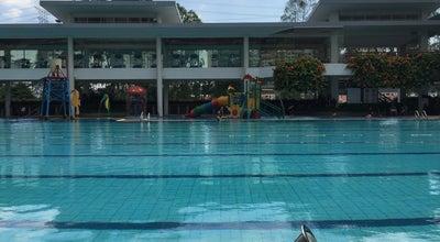 Photo of Pool Swimming Pool @ The Club at The Club @ Bukit Utama, Kuala Lumpur 60000, Malaysia