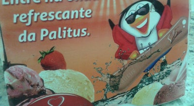 Photo of Ice Cream Shop Palitus Sorveteria at Rua Joaquim Pantino, 111, Passos 37900 - 20, Brazil