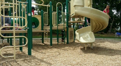 Photo of Playground Morrill Meadows Park at Kent, WA 98030, United States