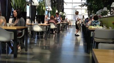 Photo of Cafe Glasshouse Bistro & Café at 101 Riel Dr, St. Albert, AB T8N 3X4, Canada