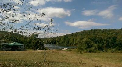 Photo of Lake Monksville Reservoir at Hewitt, NJ 07421, United States