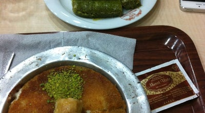 Photo of Dessert Shop Murat Usta Burma Kadayıfçısı at Elazıg, Turkey