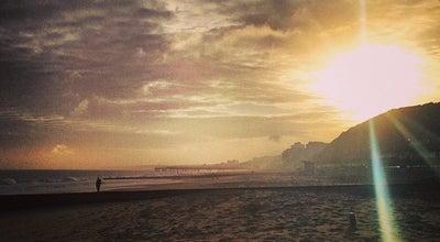 Photo of Beach Boscombe Beach at Undercliff Dr, Boscombe, United Kingdom