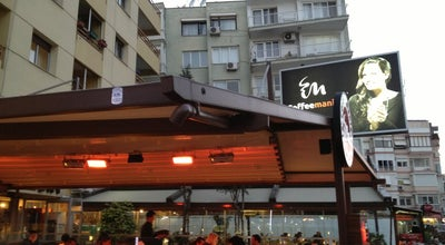 Photo of Cafe Coffeemania at Cemal Gürsel Cad. No:71/2-a Bostanlı, Karşıyaka, Turkey