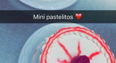 Photo of Bakery Panaderia los globos at Av. Germanio, Mexico City 09830, Mexico