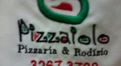 Photo of Pizza Place Pizzaiolo at R. Júlio Abreu, 167 - Varjota, Fortaleza 60160-240, Brazil
