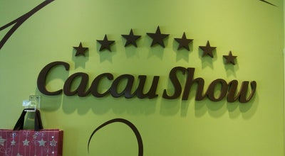 Photo of Chocolate Shop Cacau Show at Brazil