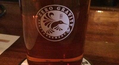 Photo of Brewery Zero Gravity at 115 Saint Paul St, Burlington, VT 05401, United States