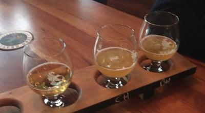 Photo of Beer Garden Zero Gravity Brewery at 716 Pine St, Burlington, VT 05401, United States
