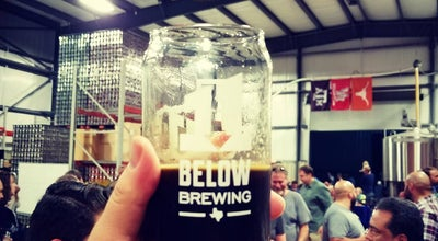 Photo of Brewery 11 Below Brewing Company at 6820 Bourgeois Rd, Houston, TX 77066, United States