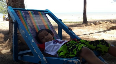 Photo of Beach หาดแก้ว (Kaew Beach) at Tha Yang, Changwat Phetchaburi 76140, Thailand