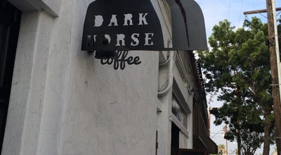 Photo of Coffee Shop Dark Horse Coffee Roasters at 3794 30th St, San Diego, CA 92104, United States
