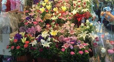 Photo of Tourist Attraction Pak Khlong Talat (Flower Market) at ถนนจักรเพชร, Bangkok 10200, Thailand