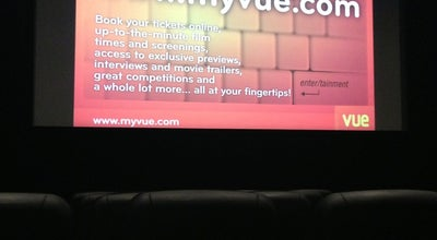 Photo of Movie Theater Vue Cinema at Meadowhall Centre, Sheffield S9 1EP, United Kingdom