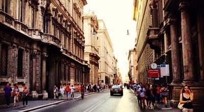 Photo of Road Via del Corso at Via Del Corso, Roma 00186, Italy