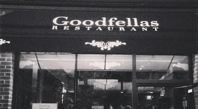 Photo of Italian Restaurant Goodfellas Restaurant at 702 State St, New Haven, CT 06511, United States