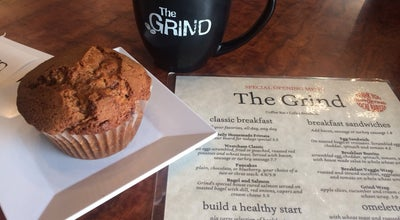 Photo of Cafe The Grind at 9532 W Linebaugh Ave, Westchase, FL 33626, United States