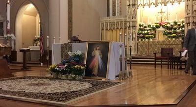 Photo of Church St Edith Stein Parish at 71 E Main St, Brockton, MA 02301, United States