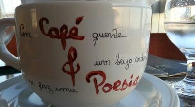 Photo of Cafe Café & Poesia - MAC at Brazil