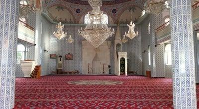 Photo of Mosque Fatma Hatun Camii at Karşıyaka Mah., Trabzon, Turkey
