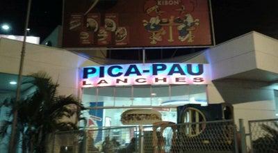 Photo of Fast Food Restaurant Pica Pau Lanches at R. José Do Patrocínio, 880, Novo Hamburgo, Brazil