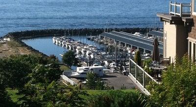 Photo of Beach Point Edwards Marina Park at 777 Admiral Way, edmonds, WA 98020, United States