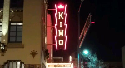 Photo of Theater KiMo Theater at 423 Central Ave Nw, Albuquerque, NM 87102, United States