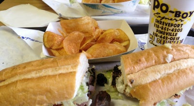Photo of Sandwich Place Po-Boy Express at 1323 Military Hwy, Pineville, LA 71360, United States