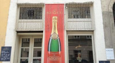 Photo of Winery Szigeti Sektcomptoir at Schleifmühlgasse 19-23, Vienna 1040, Austria