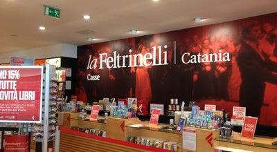 Photo of Bookstore La Feltrinelli at Via Etnea 285/285/287, Catania 95125, Italy