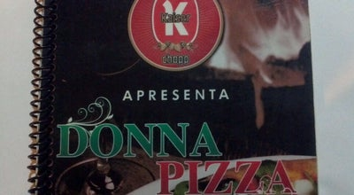 Photo of Pizza Place Donna Pizza at Rua Wenefredo Portela, 235, Teófilo Otoni 39800-079, Brazil