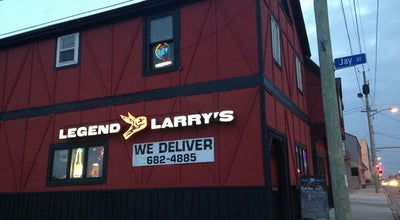 Photo of Wings Joint Legend Larry's at 921 S 10th St, Manitowoc, WI 54220, United States
