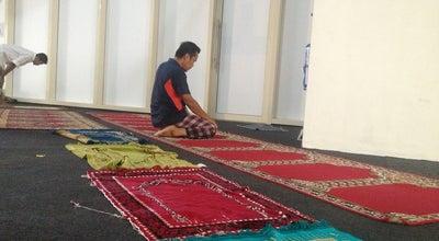 Photo of Mosque Surau Alamanda at Alamanda Shopping Centre, Putrajaya 62000, Malaysia