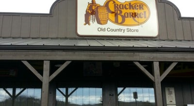 Photo of American Restaurant Cracker Barrel Old Country Store at 154 Stadium Drive I-40 & Highway 66, Kodak, TN 37764, United States