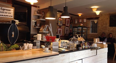 Photo of Coffee Shop Café Bretelle at 57 Rue De Zurich, Strasbourg 67000, France