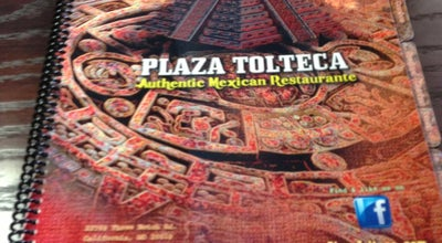 Photo of Mexican Restaurant Plaza Tolteca at 22769 Three Notch Rd, California, MD 20619, United States