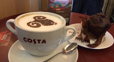 Photo of Coffee Shop Costa Coffee at 朝阳区东北三环七圣中街百盛购物中心, 北京市, 北京, China
