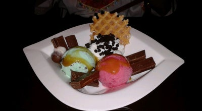 Photo of Ice Cream Shop ètè (เอเต้) at Plus Shopping Mall, Mueang Samut Prakan 10270, Thailand