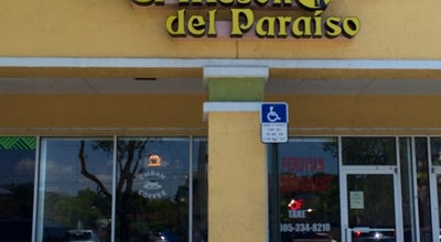 Photo of Spanish Restaurant El Meson Del Paraiso at 120 St & 127 Ave, Miami, FL 33186, United States