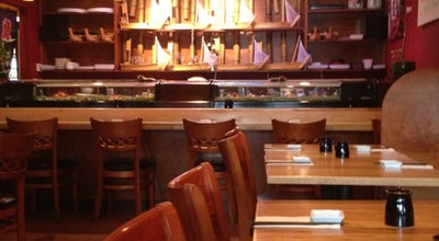 Photo of Sushi Restaurant Aji Sushi Bar at 340 Walnut St, Newton, MA 02460, United States