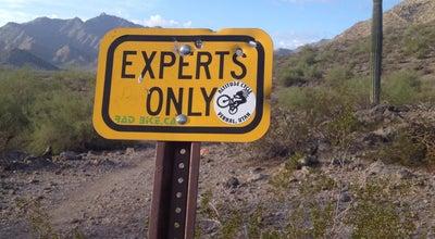 Photo of Trail Estrella Mountain Competitive Track at Goodyear, AZ 85338, United States