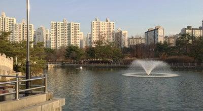 Photo of Park 중앙공원 산책로 at South Korea