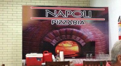 Photo of Pizza Place Napoli Pizzaria at R. Godofredo Viana, 269, Loja B, Imperatriz 65916-020, Brazil