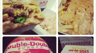 Photo of Fast Food Restaurant In N Out Burger at 9188 E Stockton Blvd, Elk Grove, CA 95624, United States