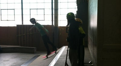 Photo of Skate Park RASP - Rochester Action Sports Park at 1044 University Ave, Rochester, NY 14607, United States