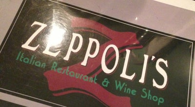 Photo of Italian Restaurant Zeppoli's Restaurant & Wine Shop at 810 University City Blvd, Blacksburg, VA 24060, United States